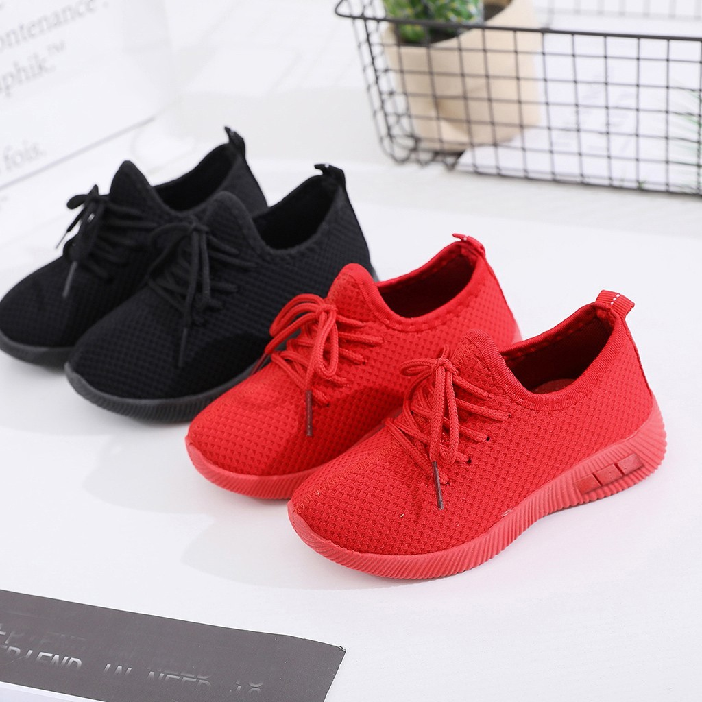 TELOTUNY 2020 Children Infant Kids Baby Girls Boys Solid Sport Running Sneakers Casual Shoes Baby Newborn Soft Toddler Shoes