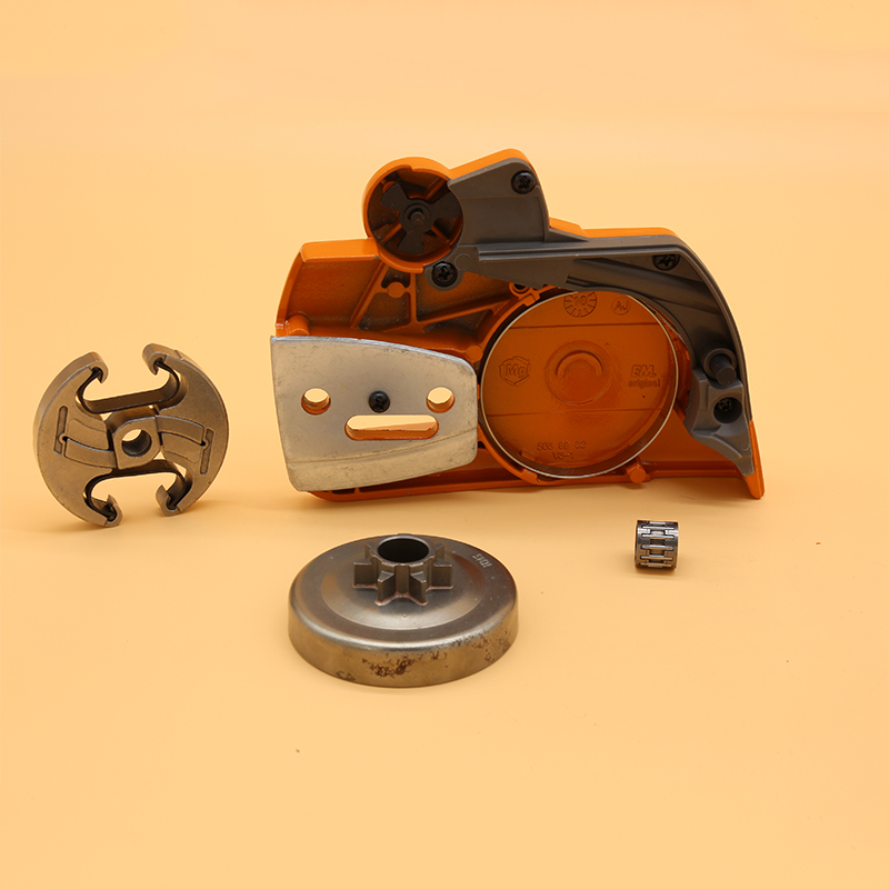 Chain Brake Cover Clutch Drum Needle Bearing Kit For Husqvarna 350 340 353 345 Gasoline Chainsaw Spare Parts