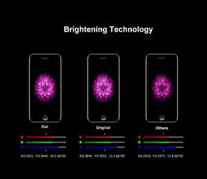"Image 3 - AAAA + + para iPhone 6 6S Plus LCD Pantalla digitalizador Asamblea con 3D Pantalla táctil de Pantalla para iPhone 7 8 Plus 5,5"""