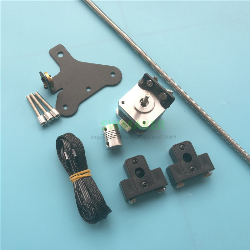 Creality Ender-3 dual Z axis lead screw upgrade kit for Creality Ender-3S Ender-3 pro 3D printer