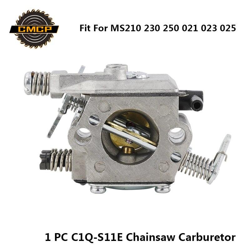 Carburador Cjto de reparación de membrana adecuado Stihl 020t ms200 walbro motosierra nuevo