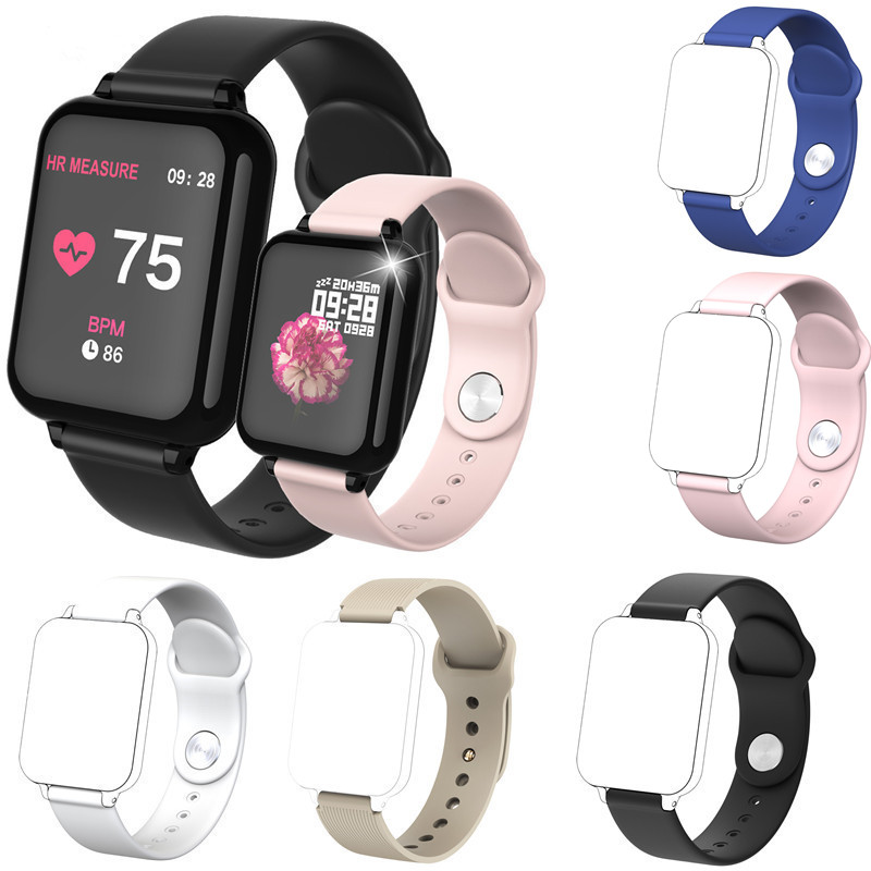 NEW B57 Smart Watches Waterproof Sports Smart Band Accessories For Iphone Phone Smart Wristband Strap For Women Men Kid