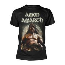 Amon Amarth Berzerker Offizielle T T-Shirt Herren Unisex(China)