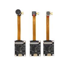 GT2005 flash 2 millions de pixels module de caméra auto focus grand angle 120 degrés FPC carte souple et dure combiné module HBV 1610