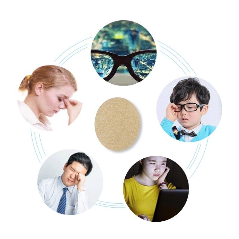 24pcs Chinese Herbal Eyesight Patch Relieve Eye Fatigue Myopic Amblyopia Improve Eyesight Medical Herbal Plaster Health Care 3