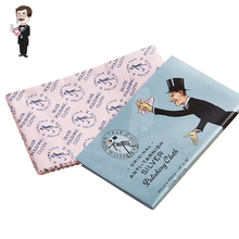 Silver Jewelry Maintenance Silver Cloth Professional Cleaning Jewelry Silver Cloth Effect Obvious Glazing Cloth