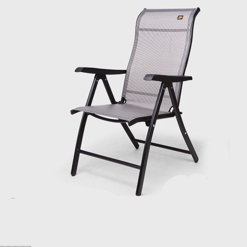 Lying Chair Afternoon Rest Chair Simple Nap Bed Folding Office