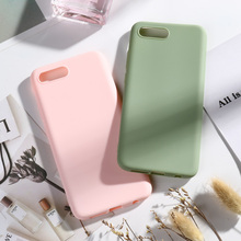 Matte Candy Case For Huawei Honor 10 Lite Silicone Soft Phone Cover on Honor10 Coque Bumper Shell TPU