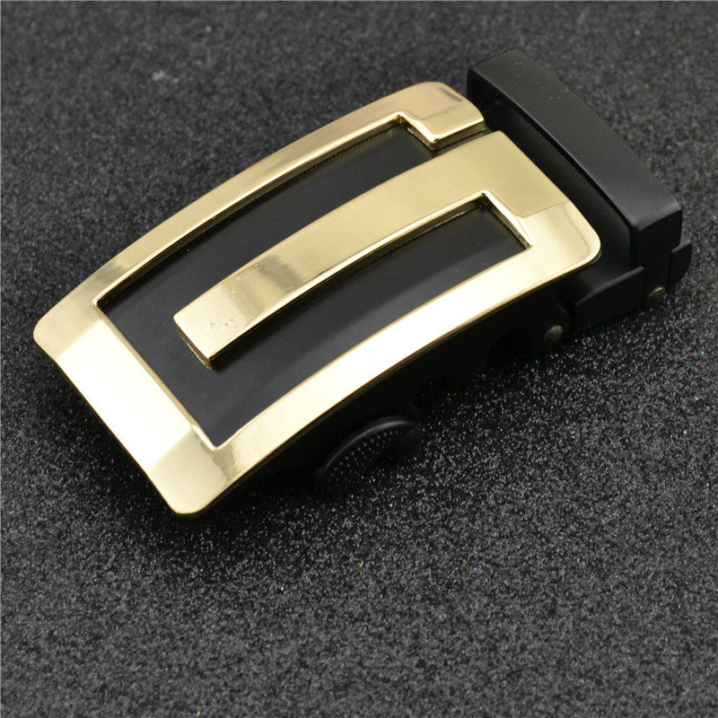 2020 New Automatic Belt Buckle For Men Does Not Contain Body Fashion Suitable For Jeans Width 3.5cm Wholesale Youth Leather Belt
