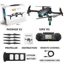 Drone Gd91 Pro Gesture Photography Anti-shake Self-stabilizing Global Positionin
