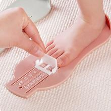 Portable Infants Toddlers Foot Measure Gauge Baby Shoes Fitting Size Measuring Ruler Tool
