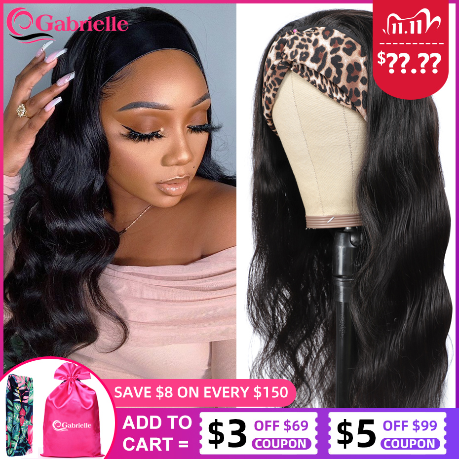 Gabrielle cabelo onda do corpo perucas de cabelo humano para preto feminino brasileiro peruca de cabeça cabelo humano 150% densidade barato perucas à venda