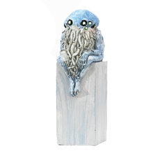 [New] Movie Cthulhu Mythos statue Thinker Garage Resin Figure Model Room Desk Decoration Gifts for Kids toy