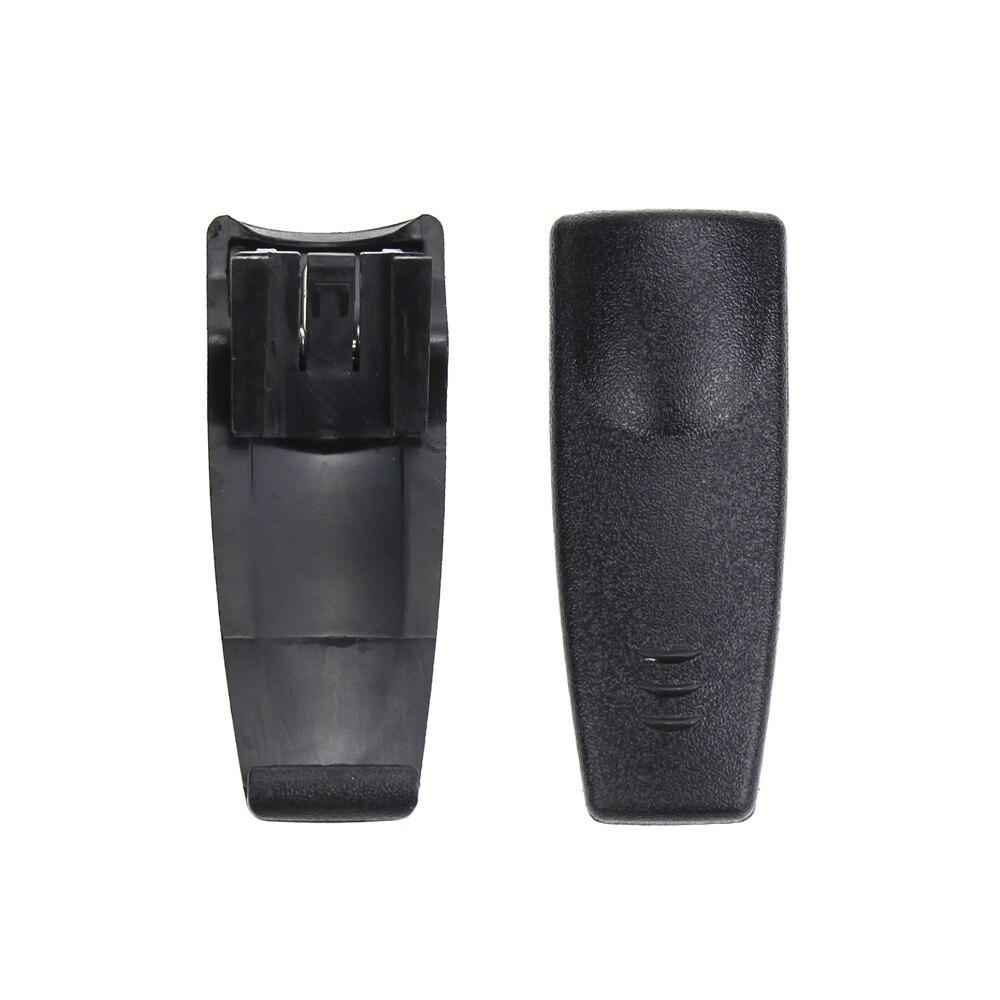 ספיישל SILVERLIT קליפ חגורה 100X עבור HYT BH1104 BH1302 TC500 TC500 TC-446 TB-75 רדיו (3)