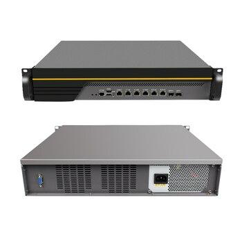 Intel Z87 i3 4150 4G 32G 8 ETH LAN 2USB Firewall pfsense Mini PC minicomputer 1