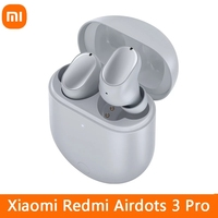Xiaomi Redmi Knospen 3 Pro Globale ANC Bluetooth Ohrhörer Mi AirDots 3 Pro Drahtlose Lade 35dB Aktive Lärm Stornierung Kopfhörer
