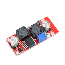XL6009 4A DC-DC Step Up Down Boost Converter Power Supply Boards Voltage Buck 20W 5-32 to 1.2-35V Adjustable Variable Module produino solar power panel dc 3 35v to dc 1 2 30v automatic buck boost converter module red blue