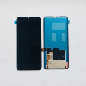 Image 5 - 6.47 New Original Super Amoled For Xiaomi MI Note 10 /MI note 10 Lite LCD Display Edge Screen +Touch Screen Digitizer Assembly