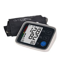 Um monitor de pressão arterial sphygmomanômetro ce iso aprovado bp máquina monitores de pressão digital monitor de pressão arterial braço superior