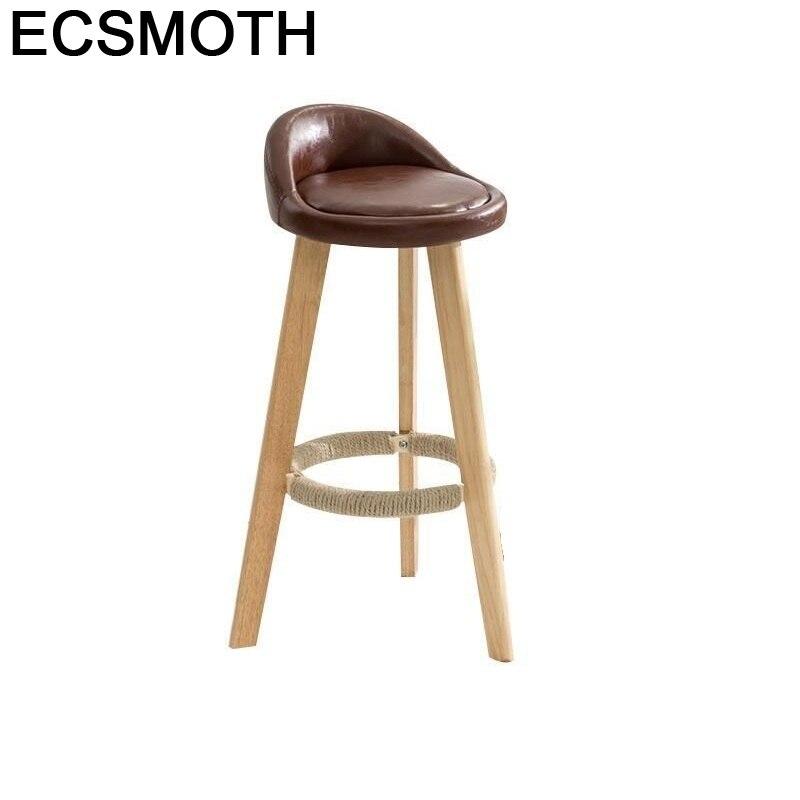 Barkrukken Fauteuil Barstool Stuhl Todos Tipos Sedie Sgabello Taburete De La Barra Banqueta Cadeira Stool Modern Silla Bar Chair