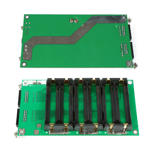 Image 3 - 48v potência parede 18650 bateria titular 48v, bateria bloco de lítio equilibrador pcb 13s 14s 20a 45a bateria ebike bms para diy