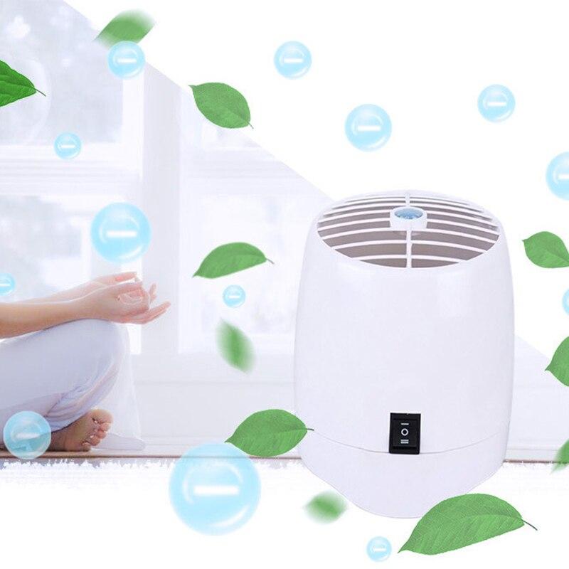 Ozone Generator 220V Air Purifier Portable Ozonizador Ionizer Ozonizer Home Car Office UK Plug