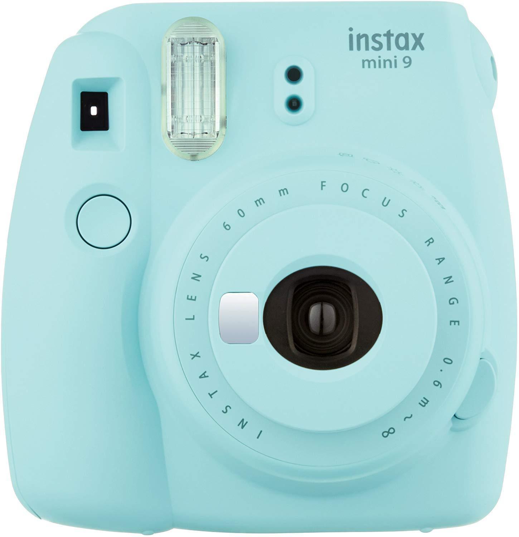 Instax Film Kamera Mini 9 Digitale Kids Video Camcorder Fujifilm Instax Foto Kameras Gebaut-in Selfie Spiegel Mini Instax 9