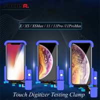 JCID LCD Screen Touch Digitizer Test Clamp Touch Sensor Tester For iPhone X XS Max 11Pro Max Mobile Phone Touch Panel