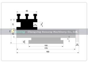 Image 2 - をジーク旋盤ツールホルダー/C4/SC4/M4/SM4 工作機械スライド/スライドレスト/化合物残りアセンブリ