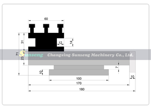 Image 2 - SIEG Lathe Tool holder/C4/SC4/M4/SM4 Machine tool slide/Slide rest/Compound Rest Assembly
