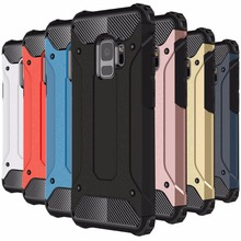 Luxury Tough Durable Defender Armor Phone Case For Samsung Galaxy S10 S9 S8 Plus S7 S6 Edge S5 S10e Shockproof Protective Cover defender partybox s6