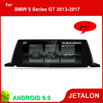 """JETALON 10.25"""" IPS Screen Car Multimedia Player For BMW 5 Series GT F07 Navigation Car Android 9.0 GPS video recoder 2010-2017"""