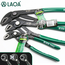 LAOA Fast Water Pump Pliers Pipe Wrench Plumbing Combination Pliers Universal Wrench Grip Pipe Wrench Plumber