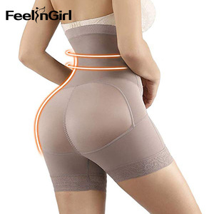 Image 3 - FeelinGirl Women High Waist Control Panties Body Shaper Slimming Tummy Underwear Girdle Panty Shapers Butt Lifter Hip Enhancer
