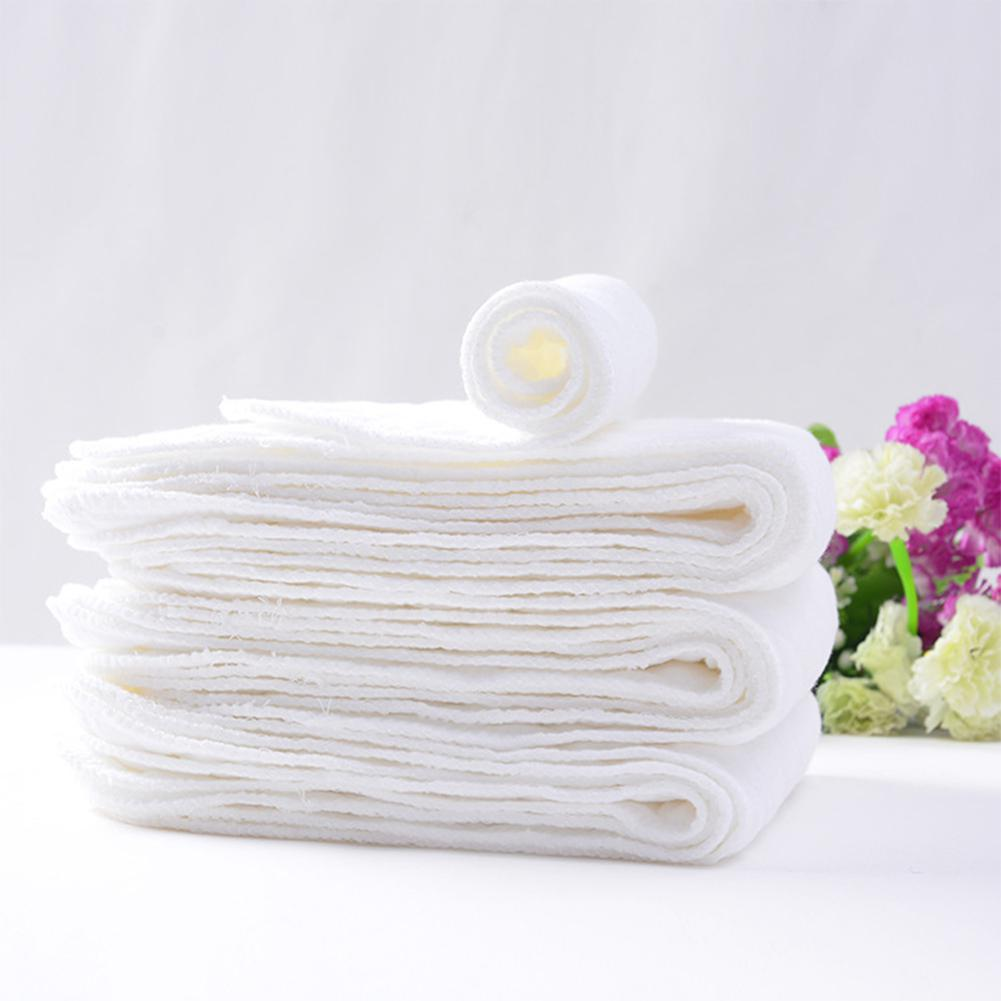 10pcs Reusable Baby Cloth Diaper Washable Breathable Fast Dry Nappy Soft Inserts Diaper in Baby Nappies from Mother Kids