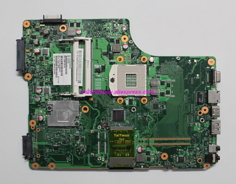 Genuine V000198150 6050A2338701-MB-A01 Laptop <font><b>Motherboard</b></font> for <font><b>Toshiba</b></font> Satellite A500 <font><b>A505</b></font> Notebook PC image