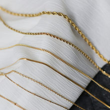 J.hang ke Multi layer Necklace varied Combination Necklace For Women Pendant Stainless steel Gold Jewelry chain choker necklace