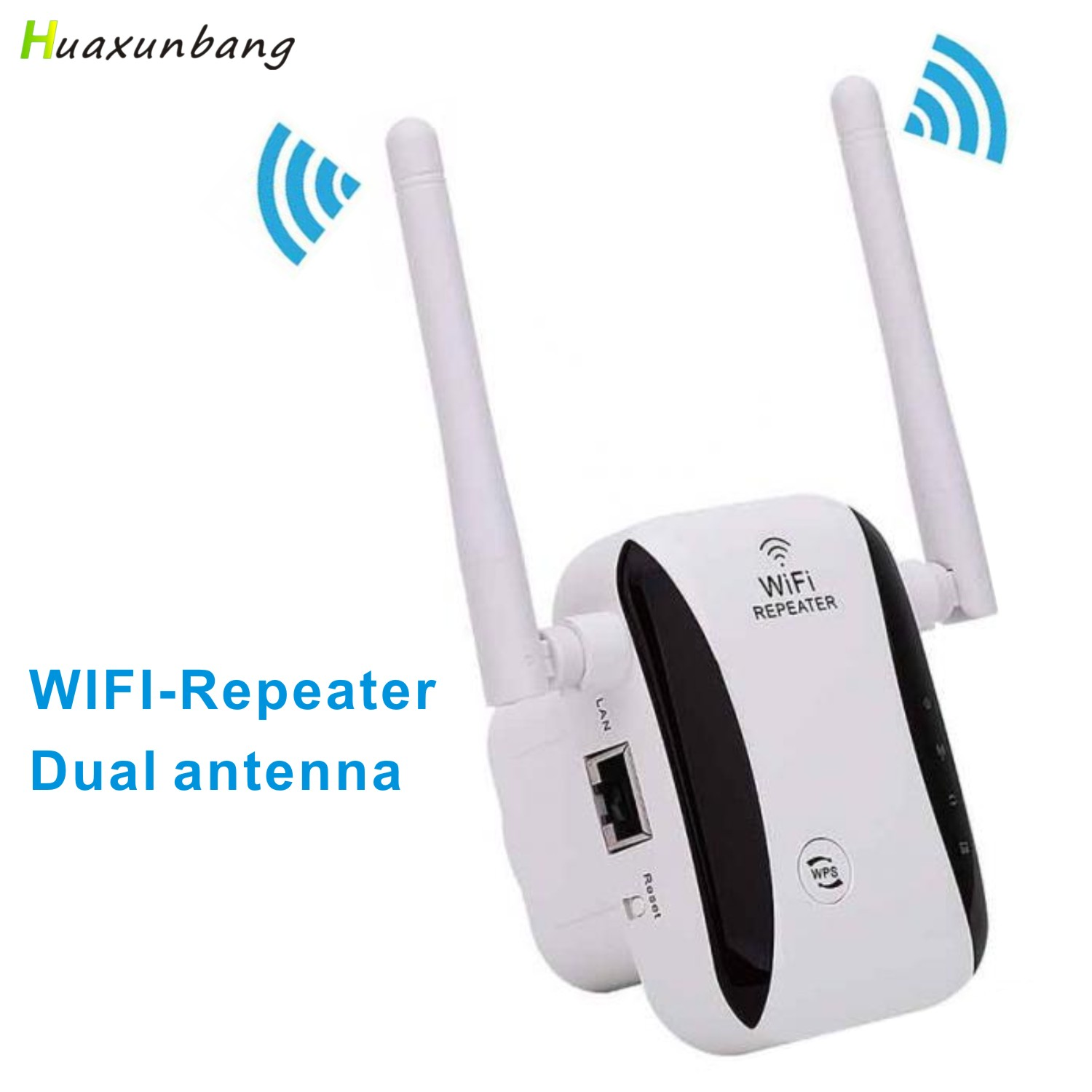 New WIFI Repeater wifi Router Signal Extender Long Range Booster Wireless Network Amplifier 802.11n Dual wi fi Antenna Enhancer