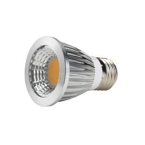 Image 4 - LED אור 6W 9W 12W COB GU5.3 GU10 E27 E14 E12 LED עמעום Sportlight מנורת מתח גבוה הנורה אדום ירוק כחול צהוב AC 110V 220V