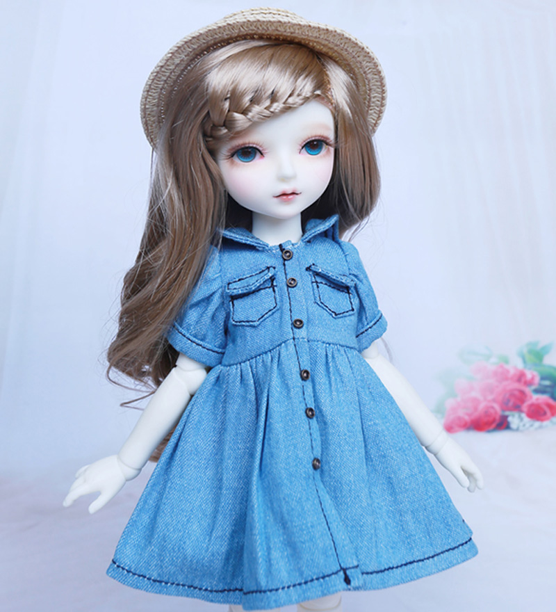 1/6 ruban BJD poupée bjd top qualité démissionner rotule poupées jouets modèle sd pour fille collection jouets cadeau