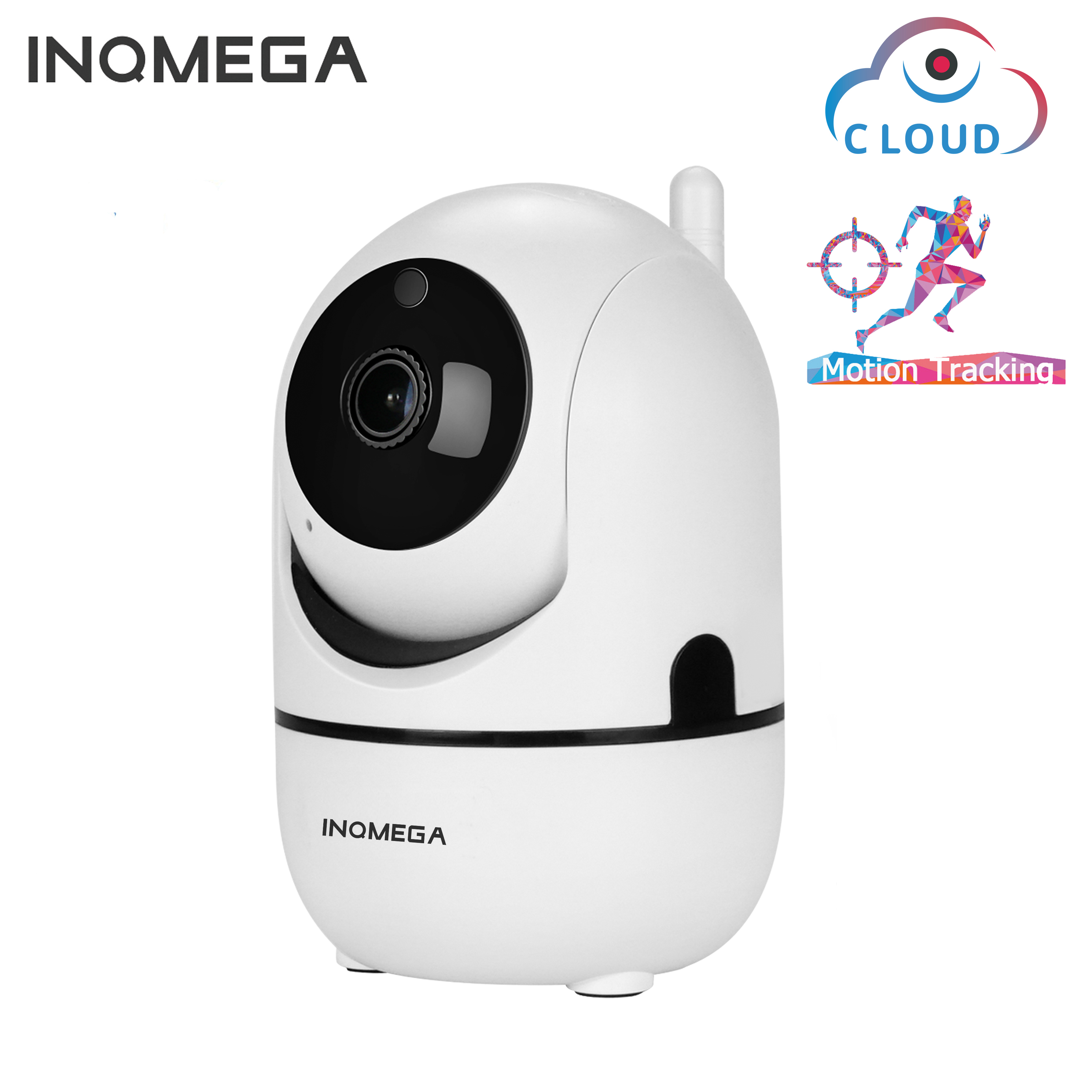 INQMEGA 1080P Cloud Caméra IP sans fil Suivi automatique intelligent - Sécurité et protection - Photo 1