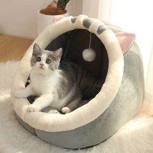 Saco pequeno muito macio da esteira do cão para camas laváveis para gatos cama quente do gato do gato
