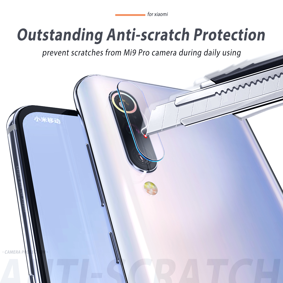 Image 2 - Glass For Mi 9 Pro 9pro 9SE 5G Protective Glass On Xiaomi Mi9 Pro SE Lite Back Camera Lens Glass For Xiaomi Mi9se Mi 9Lite Glass-in Phone Screen Protectors from Cellphones & Telecommunications