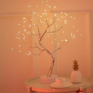 MeterMall LED Copper Wire Tree