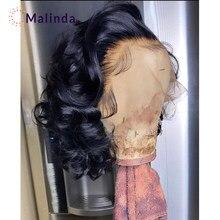 Parrucca trasparente allentata a onde profonde 250% densità 13x4 parrucca frontale in pizzo capelli umani parrucca corta Pre pizzicata parrucca Pixie capelli umani