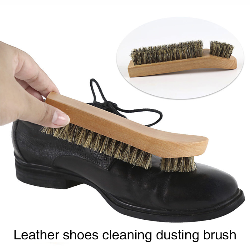 Cleaning Brush Cleaner Tool Dust Remove Scrub Wooden Portable Washing Wash