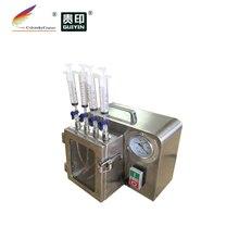 CS-FM01) мини стальная 304 вакуумная струйная машина для наполнения всех чернильных струйных картриджей 220 В 225 мм x 185 мм 5 кг