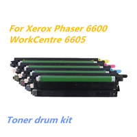 Compatible drum unit for Xerox phaser 6600 WorkCentre 6605 6605N 6605DN 6655 drum unit imaging unit