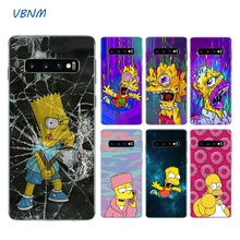 Special Funny Homer J.Simpsons Phone Case For Samsung Galaxy S8 S9 J4 J6 A8 A6 Plus + J8 A7 A9 2018 Note 10 Pro 9 8 S6 S7 Edge