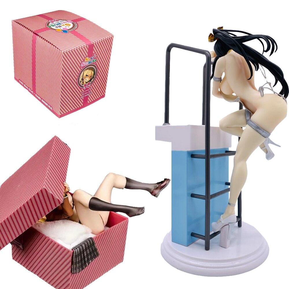 25cm Native Aoi Nanami Rocket Boy Figures Sexy Girls Action Figure Japanese Anime PVC Adult Action Figures Toys Anime Figures